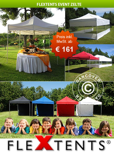 Flextents event zelte